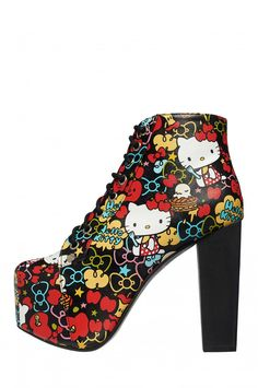 Hello Kitty x JC Lita-HK #HELLOKITTYxJC #HelloKitty40th