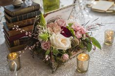Vintage Speakeasy Wedding Inspiration|Photographer:  IJ Photo