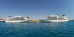 Seabourn Odyssey and Seabourn Quest #LuxuryTravel