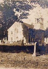 1909 St. James Church Stanton Delaware Cemetery Antique Vintage Cabinet Photo
