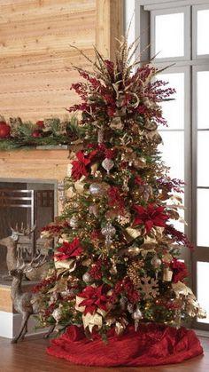 Holiday Lodge Christmas Tree