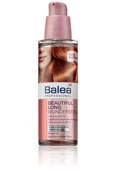 Balea Beautiful Long Wunderserum (Anti-Frizz + Hitzeschutz)