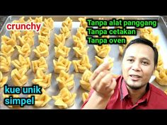 IDE BISNIS    kue lebaran    bunga manis - YouTube Indonesian Sambal Recipe, Oven, Food And Drink, Cooking Recipes, Vegetables, Chef Recipes, Ovens, Vegetable Recipes