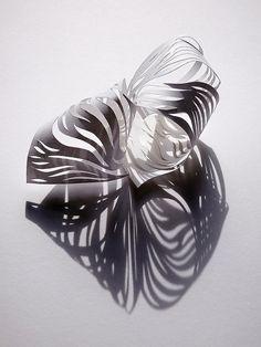 Paper Workshop:Paper Cut Cloud | Flickr - Photo Sharing! Richard Sweeney