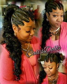 ethnic hair styles i likey curls buns braids bobs knots and twists 8070