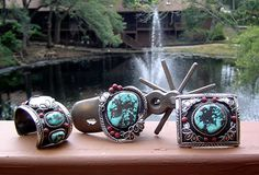 The evolution of the Native American Indian jewelry Industry has been one of the amazing phenomena's in the history of art and commerce.