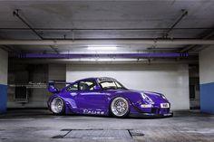 Porsche Electric, Custom Body Kits, Rauh Welt, Thing 1, Brixton, Buying Wholesale, Porsche 911, Purple, Instagram Posts