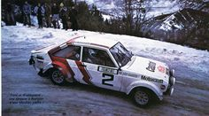 Björn Waldegaard - Hans Thorszelius (Ford Escort RS 1800) - 2ème rallye de Monte-Carlo 1979 - L'Automobile mars 1979.