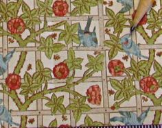 Browse unique items from SydneyStyle on Etsy, a global marketplace of handmade, vintage and creative goods. William Morris Wallpaper, Morris Wallpapers, Miniatures, Quilts, Unique, Creative, Handmade, Etsy, Vintage