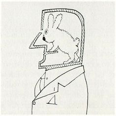 All Things Ruffnerian, a Design Blog and More: The Wit of Saul Steinberg