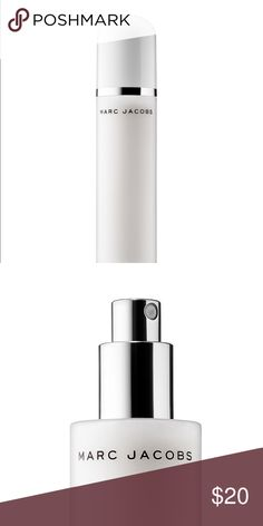 """🌟24 HR SALE🌟Marc Jacobs Coconut Setting Mist I've used this once or twice but don't regularly wear foundation/need setting spray! Description from Sephora: """"Revive your glow, and set and perfect your makeup with this next-level setting mist. It combines 24-hour performance with hydrating, skin-loving actives. This fine, micro-mist delivers a healthy-looking dewy glow to the complexion."""" Sephora Makeup"""