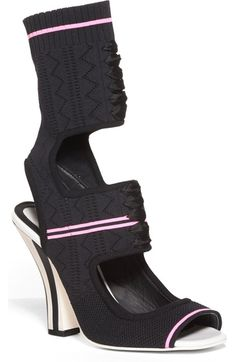 Fendi Cutout Bootie (Women) available at #Nordstrom