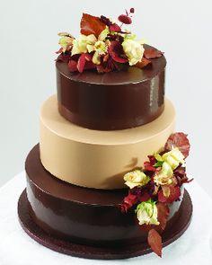 most popular cakes | Chocolate – the most popular wedding cake flavor | Weddings Plaza