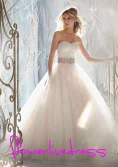 Neu Weiß/Elfenbein Herzenform Brautkleid Hochzeit abnehmbaren Trägern