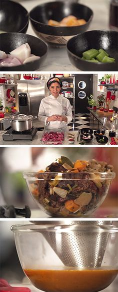 Como preparar um caldo de carne caseiro