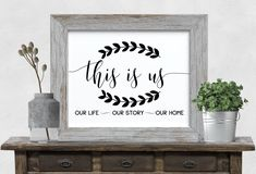 Farmhouse Family Rooms, Farmhouse Signs, Farmhouse Decor, Family Wall, Family Signs, Family Quotes, Printable Quotes, Printable Wall Art, Bedroom Prints