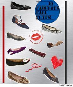 10 Fabulous Fall Flats! Prime Beauty Blog