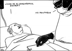 El Roto - Diagnóstico: No Rentable