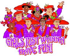 The British Red Hat Society Repin by Red Hat Ladies