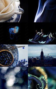 "#ArtPassionBijoux by Sara, photographic #Etsy #treasury: ""Dark blue"" on Etsy--Pinned with TreasuryPin.com"