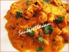 Chicken Tikka Masala ~ Sankeerthanam (Reciperoll.com)|Recipes | Cake Decorations | Cup Cakes |Food Photos