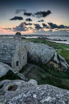 Kerlouan, Finistère.