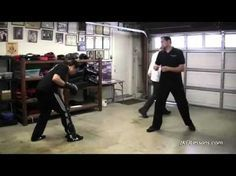 Jeet Kune Do  Defense   Stop Kick - YouTube