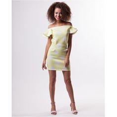 cf690310af Sukienka mosquito - mosquito.pl Shoulder Dress