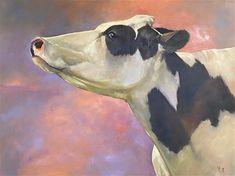 Cow Art, Fine Art Gallery, Artist, Animals, Painting, Animales, Art Gallery, Animaux, Artists