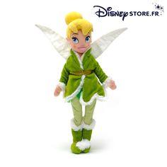 Disney Art, Disney Pixar, Disney Characters, Cadeau Disney, Doll Toys, Dolls, Disney Plush, Tinkerbell, Fairy