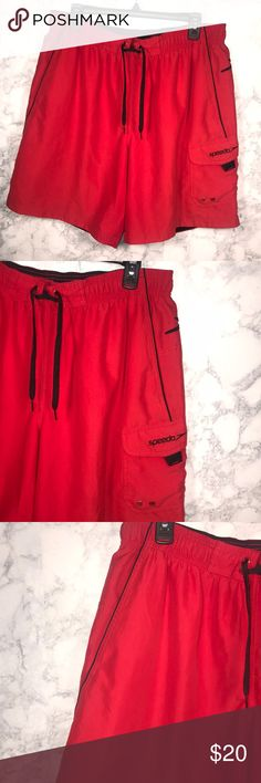 Striped E board Swim Shorts Trunks -You Pick GEORGE Men/'s Zipper Pocket