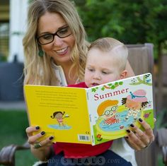 Develop an inquiring mind and a lifelong love of #reading early with Child's Play Learning Baby #Books. Bright and colorful to read to #baby that transition into easy to read books for kiddo. Steal now @ 40 - 50% off >>> BabySteals.com  #babysteals #newmom #infant #newborn #toddler #momlife #pregnant #maternity