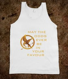 May the odds ever be in your favour.