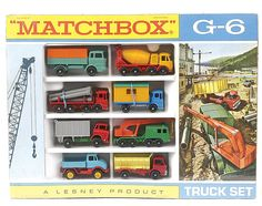 Lesney Matchbox G6