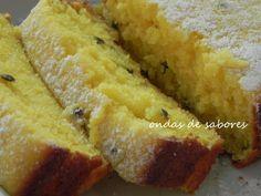Bolo Inglês com Maracujá | Tortas e bolos > Bolo de Maracujá | Receitas Gshow