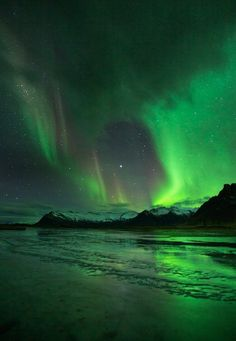 Reykjavik, Iceland, Northern light, hope the are that good in March! Can't wait