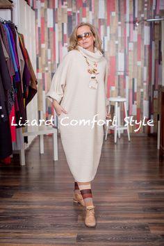 М9749: Платье Дюны белая смородина, размер 50/52,52/54 Лесель.Украшение, испания.