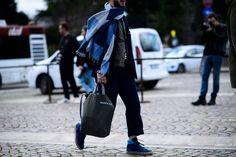 Pitti Uomo street style FW2016