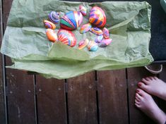 Colourful Painted Shells | I painted these shells really col… | Flickr