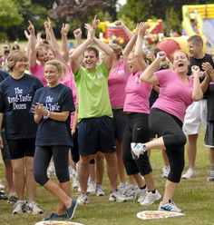 It's a Knockout hire | Outdoor Fun Days | The Events Company