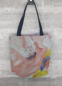 VIDA Foldaway Tote - California Seascape by VIDA