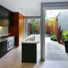 Enmore House - contemporary - kitchen - sydney - Jeff Karskens Designer