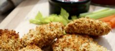 These are another fun way to use chickpeas that are convenient and fun for lunchboxes, snacks, and appetizers.   Each doughy ball of chickpeas is shaped and then smothered in breadcrumbs. Kids and adults will love these with their favorite dipping sauce.