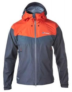 A super lightweight waterproof jacket which is durable, extremely breathable and ideal for alpine mountaineering. Nike Jacket, Rain Jacket, Lightweight Waterproof Jacket, Trekking Gear, Outdoor Outfit, Motorcycle Jacket, The North Face, Windbreaker, Menswear