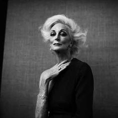 Aging is Beauty, Or Is It? We're curious to see this documentary on aging models.