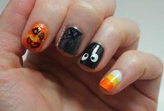 Nov 1st - Put some Polish on It: Halloween it is