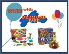 Enter this Giveaway to win Gee Whizz and Rattle Me Bones from Drumond Park Ends 2/10/2015