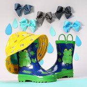 Save up to 60% off during the Spring Rain: Kids Accessories event on #zulily today!