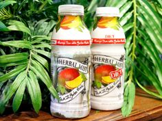 Herbal Mist Iced Teas on Packaging of the World - Creative Package Design Gallery
