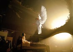 ❥ They are ministering angels sent forth to minister to the heirs of salvation